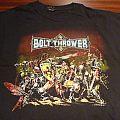 TShirt or Longsleeve - Bolt Thrower - original (earache) -  War Master - shirt