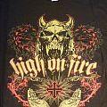 TShirt or Longsleeve - High on Fire - Headhunter Tshirt