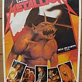 Other Collectable - Metallica - Hell on Earth Tour - Poster