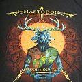 TShirt or Longsleeve - Mastodon - Blood mountain - 2007' Australian tour shirt