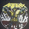TShirt or Longsleeve - Anthrax - Among the living world tour shirt
