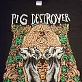 TShirt or Longsleeve - Pig Destroyer - 2008' Australian / New Zealand - tour shirt