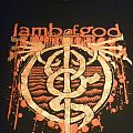 TShirt or Longsleeve - Lamb Of God - 2009' World Tour Tshirt