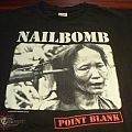 TShirt or Longsleeve - Nailbomb - Point blank - dynamo open air tour shirt