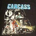 TShirt or Longsleeve - Carcass - original (earache) - Descanting the insalubrious - shirt