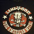 TShirt or Longsleeve - Lamb Of God - 2007' Australian Tour Tshirt