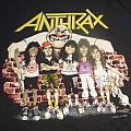 TShirt or Longsleeve - Anthrax - State of euphoria shirt