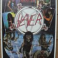 Other Collectable - Slayer - Hell Awaits - Poster
