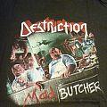 TShirt or Longsleeve - Destruction - vintage Mad butcher shirt