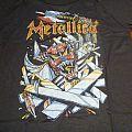 TShirt or Longsleeve - Metallica shirt (iron on transfer) year - ???