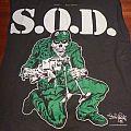 TShirt or Longsleeve - S.O.D. - vintage Speak English or die - shirt