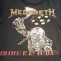 TShirt or Longsleeve - Megadeth - tour shirt