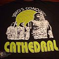 TShirt or Longsleeve - Cathedral - Urko's conquest - Australian tour shirt