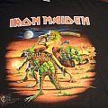 TShirt or Longsleeve - Iron Maiden - Final Frontier - 2011' Australian tour Tshirt