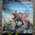 Other Collectable - Iron Maiden - '1984 The Trooper - Poster