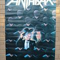 Other Collectable - Anthrax - Among the Living - Poster