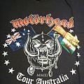 TShirt or Longsleeve - Motorhead - 2011' Australian tour Tshirt