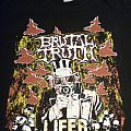 TShirt or Longsleeve - Brutal Truth - Lifer shirt
