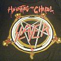 TShirt or Longsleeve - Slayer - vintage Haunting the chapel shirt