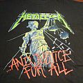 TShirt or Longsleeve - Metallica - And justice for all -  Australian tour shirt