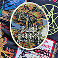 Dark Forest - Patch - Dark Forest - Beyond the Veil woven patch