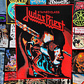 Judas Priest - Patch - Judas Priest - Stained Class woven back patch