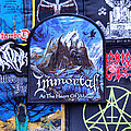 Immortal - Patch - Immortal - At the Heart of Winter