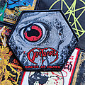 Obituary - Patch - Obituary - Cause of Death woven patch