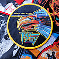 Riot City - Patch - Riot City - Burn The Night woven patch