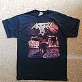 ANTHRAX T-SHIRT - Bloody Eagle - Word Tour 2016