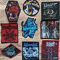 Bloodbath - Patch - Spare patches