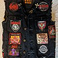 Opeth - Battle Jacket - original battle jacket
