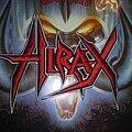 Hirax - Patch - Hirax back patch