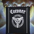 Coroner - Patch - Coroner patch