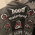 Motörhead - Battle Jacket - Update on my punk vest