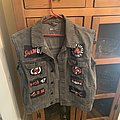 Crass - Battle Jacket - Punk vest