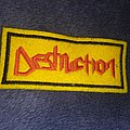 Destruction - Patch - Old bootleg