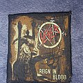 Slayer - Patch - Vintage