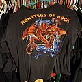 AC/DC - TShirt or Longsleeve - monsters of rock 1991