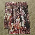 Cannibal Corpse - Patch - Bootleg Wretched Spawn Backpatch