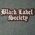 Black Label Society - Patch - Black Label Society