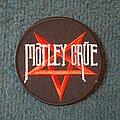 Mötley Crüe - Patch - Mötley Crüe patch