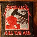 Metallica - Patch - Metallica Kill 'Em All patch