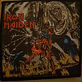 Iron Maiden - Patch - Iron Maiden patch!