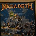 Megadeth - Patch - Megadeth, Rust in Peace patch