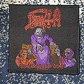 Death - Patch - Death Scream Bloody Gore patch