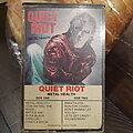 Quiet Riot - Tape / Vinyl / CD / Recording etc - Quiet Riot Metal Health Cassette