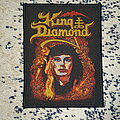 King Diamond - Patch - King Diamond Fatal Portrait patch