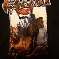 Saxon - TShirt or Longsleeve - Saxon Crusader shirt