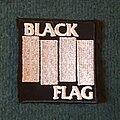 Black Flag - Patch - Black Flag patch